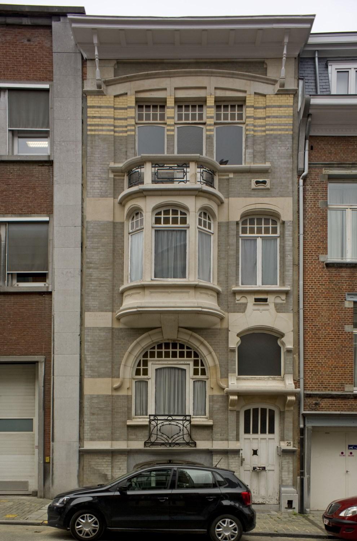 Rue Augustin Delporte 25, 2012