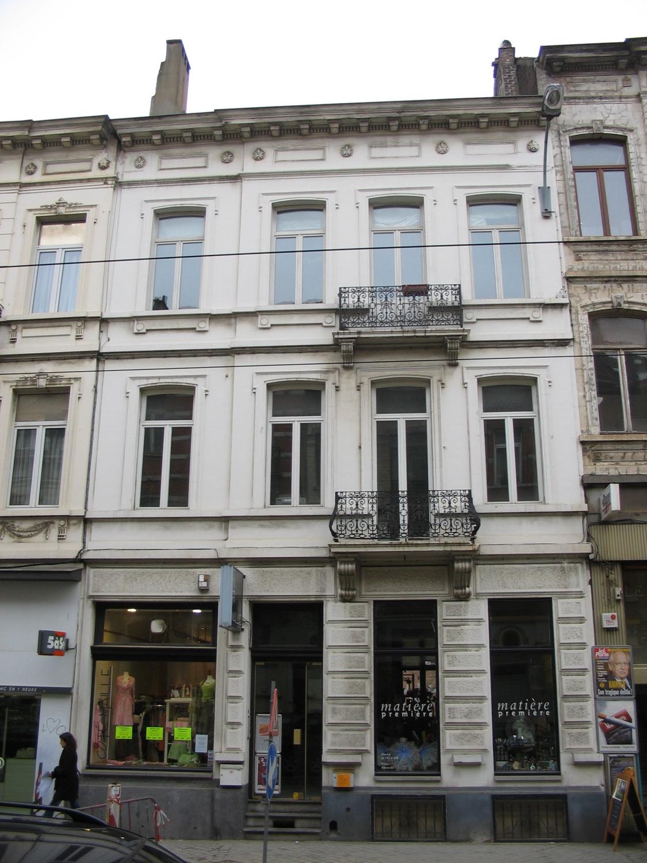 Rue du Bailli 52., 2006