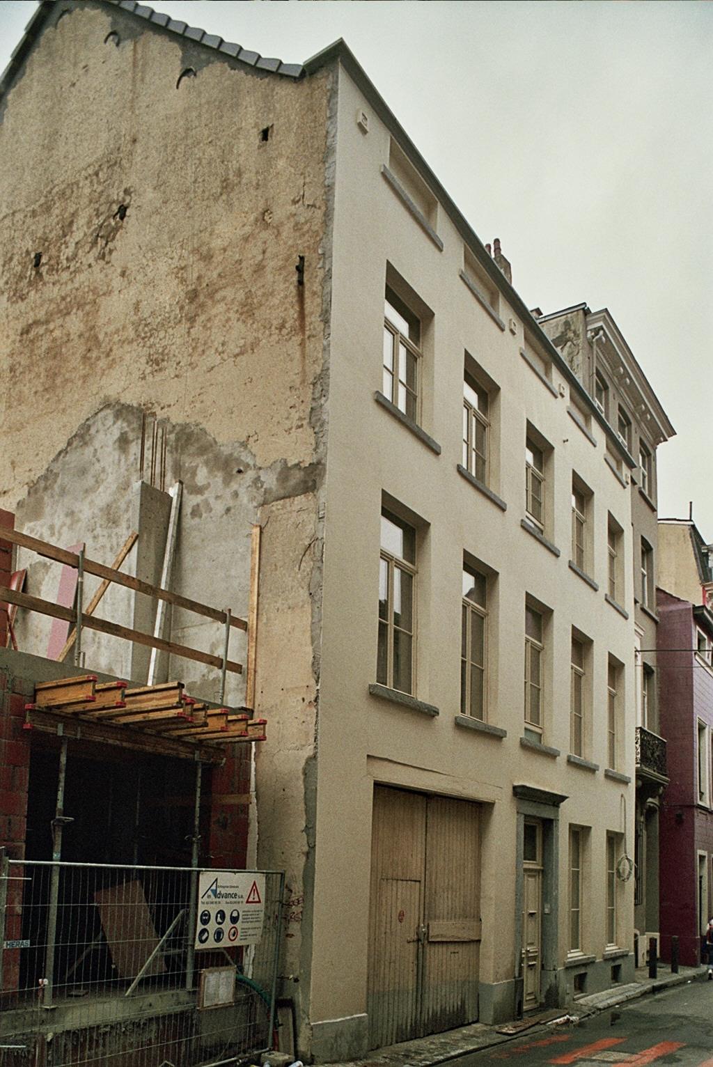 Rue du Berger 25-23., 2009