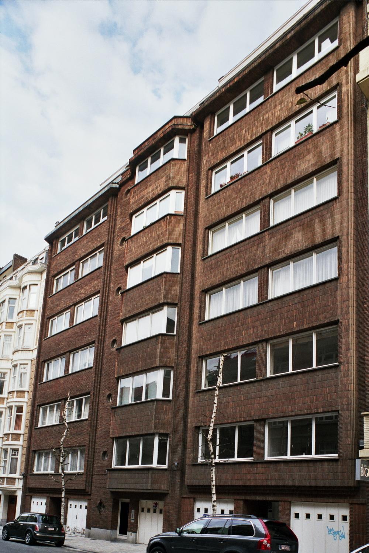 Rue Berkendael 120 à 124., 2006