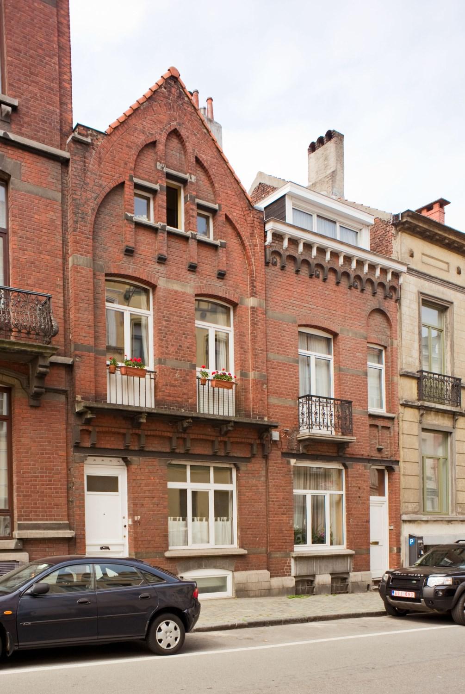 Chaussée de Boondael 87 et 85, 2012