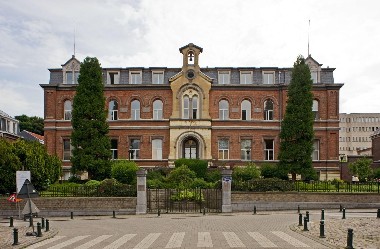 Chaussée de Boondael 92 à 98, hospice Van Aa, 2012
