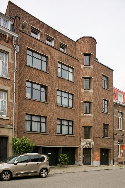 Chaussée de Boondael 127-119, 2012