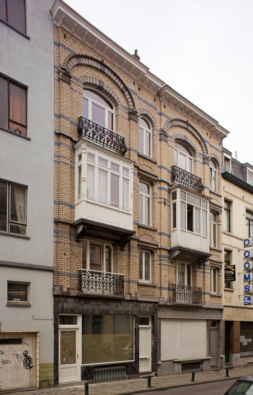 Chaussée de Boondael 305 et 303, 2012