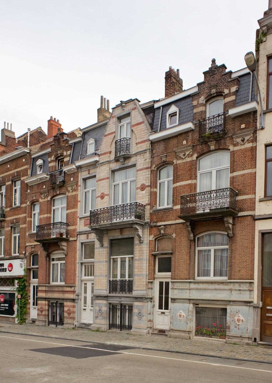 Chaussée de Boondael 348, 350 et 352, 2012