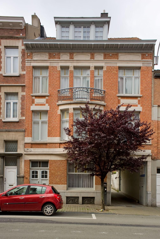 Chaussée de Boondael 365a-365, 2012