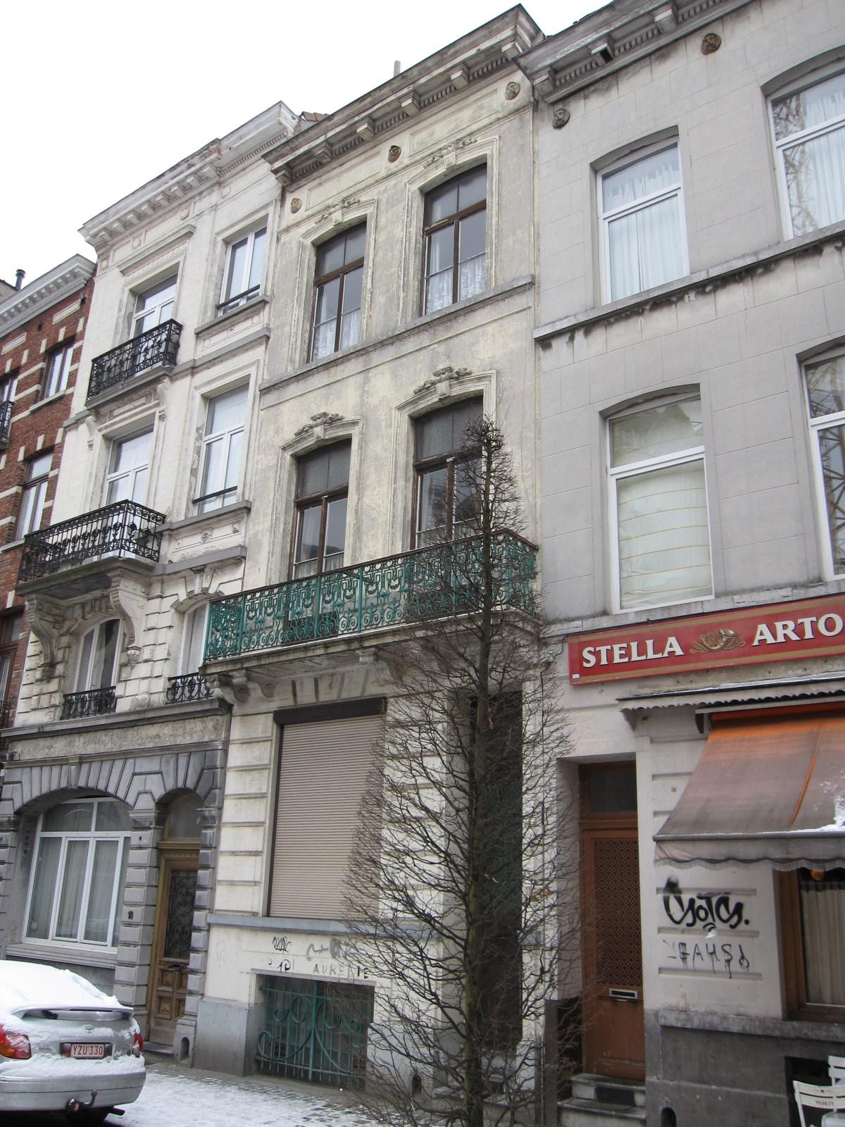 Rue Bouré 20., 2010