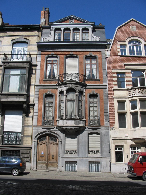 Avenue Brugmann 207., 2007