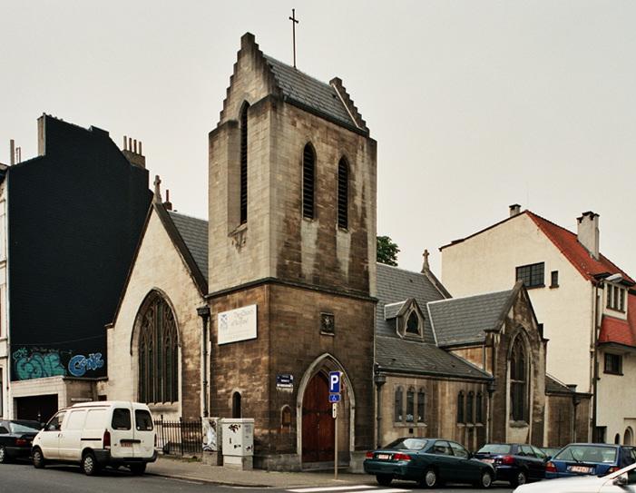 Rue Buchholtz 17, St Andrew's Church., 2005