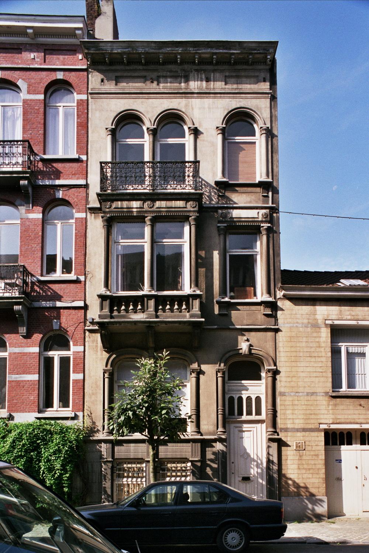 Rue Camille Lemonnier 7., 2006