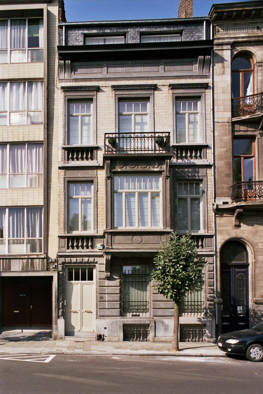 Rue Camille Lemonnier 33., 2006
