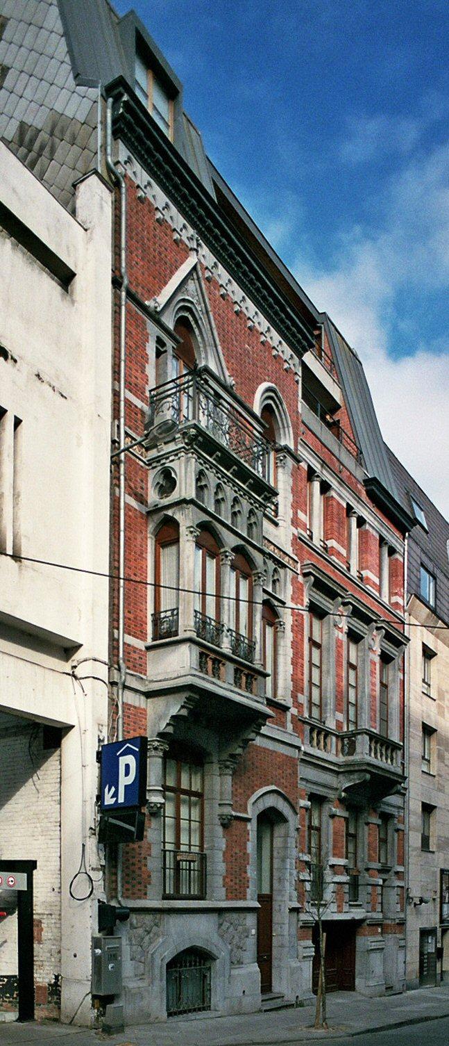 Rue Capitaine Crespel 25 et 23., 2009