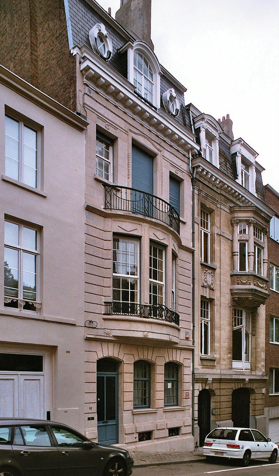 Rue des Champs Élysées 62., 2009