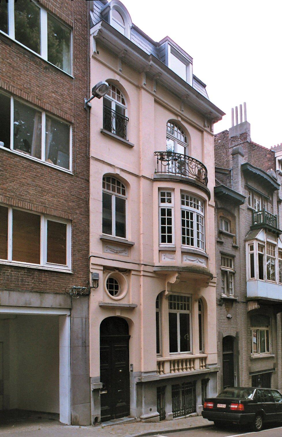 Rue des Champs Élysées 70., 2009