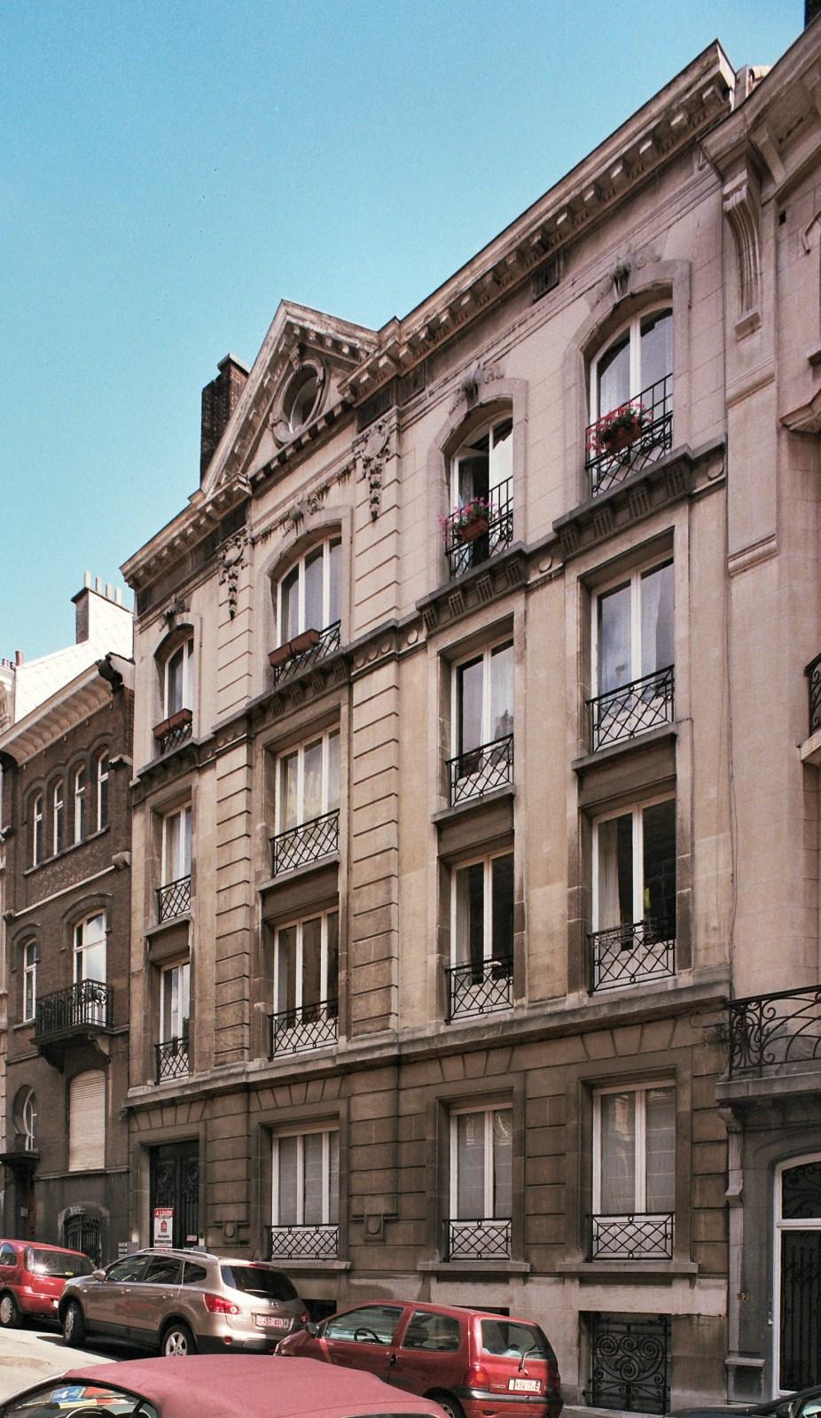Rue des Champs Élysées 88., 2009