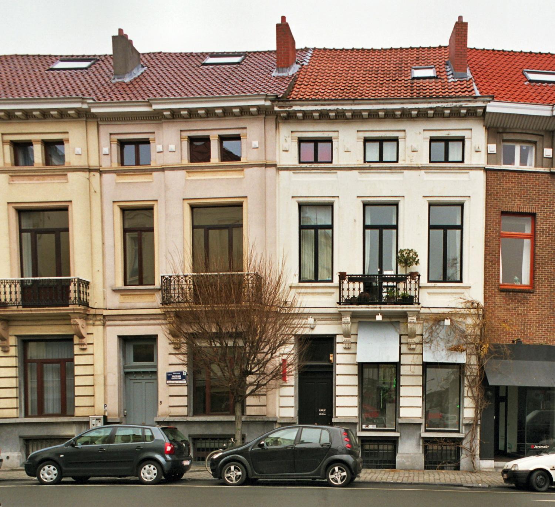 Place du Châtelain 5 et 4., 2005