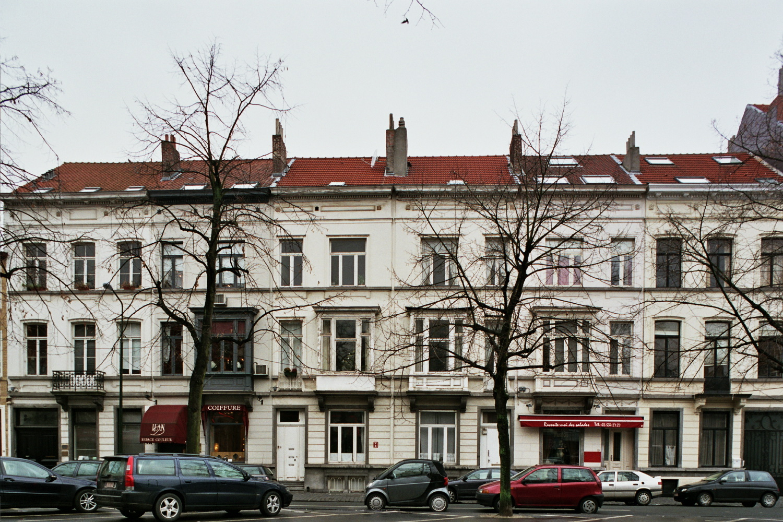 Place du Châtelain 22, 21, 20 et 19., 2005