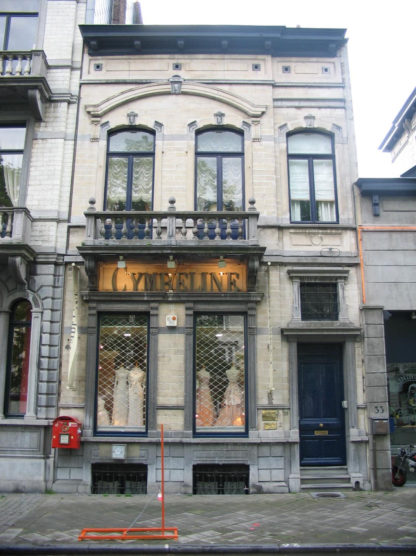 Place du Châtelain 35., 2005