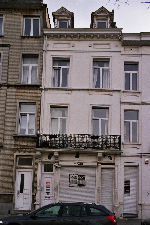 Place du Châtelain 43-44., 2007
