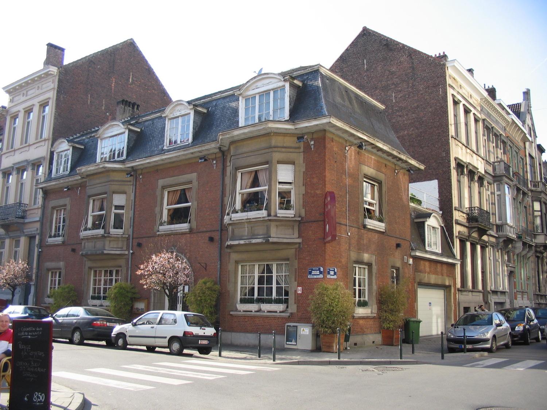 Rue du Châtelain 25 – 147 rue de Livourne., 2005