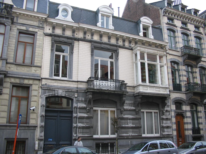 Rue du Châtelain 32., 2005