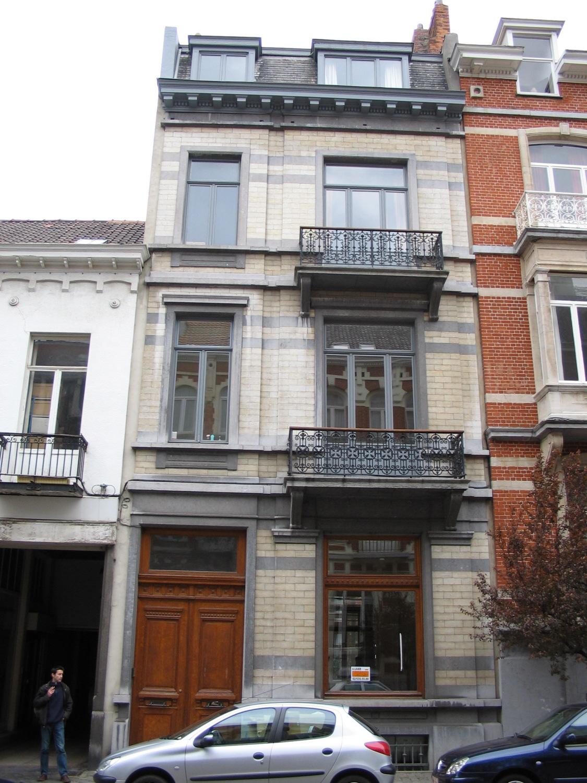 Rue du Châtelain 39., 2005