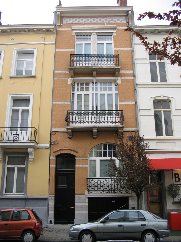 Rue du Châtelain 54., 2005