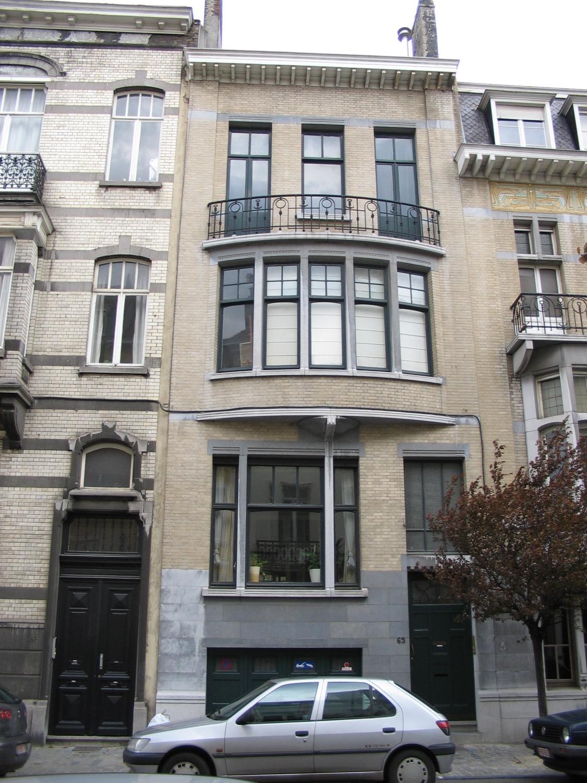 Rue du Châtelain 65., 2005