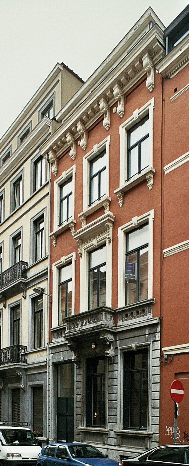 Rue des Chevaliers 24., 2009