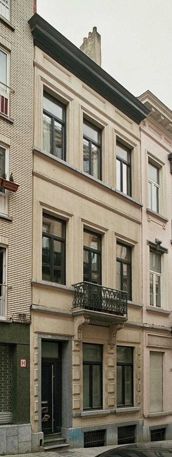 Rue des Chevaliers 31., 2009