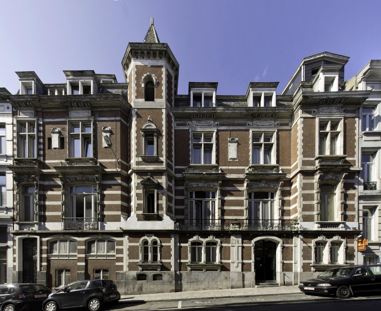 Rue du Collège 51-45© (Françoise Waltéry © MRBC - MBHG), 2011