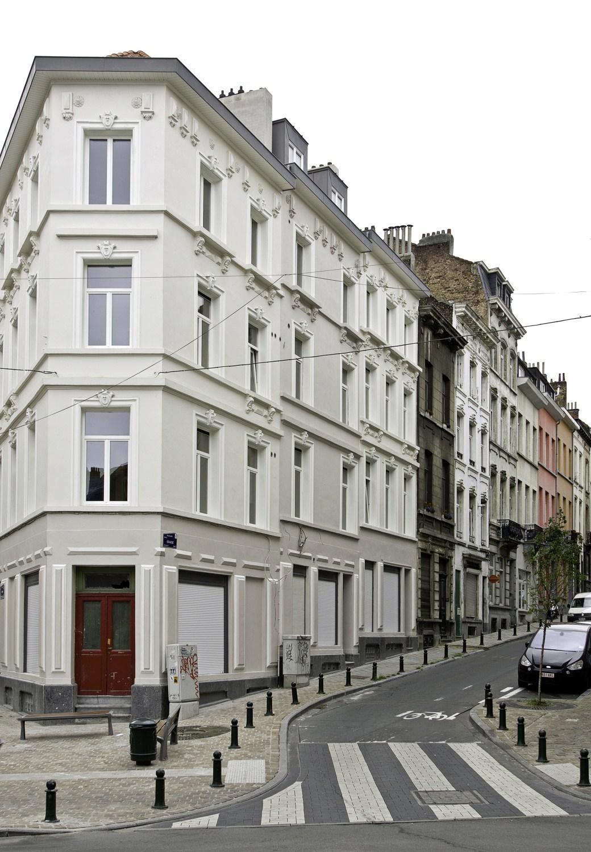 Rue du Collège 129 à 119© (Françoise Waltéry © MRBC - MBHG), 2011