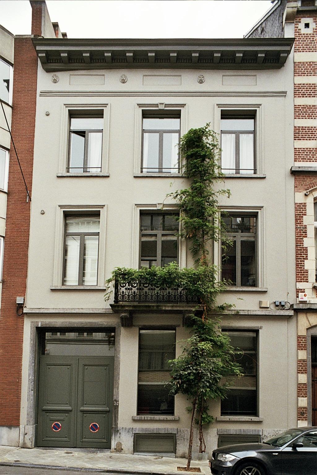 Rue de la Concorde 34., 2009