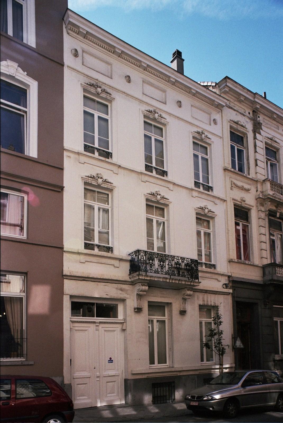 Rue de la Concorde 44., 2009