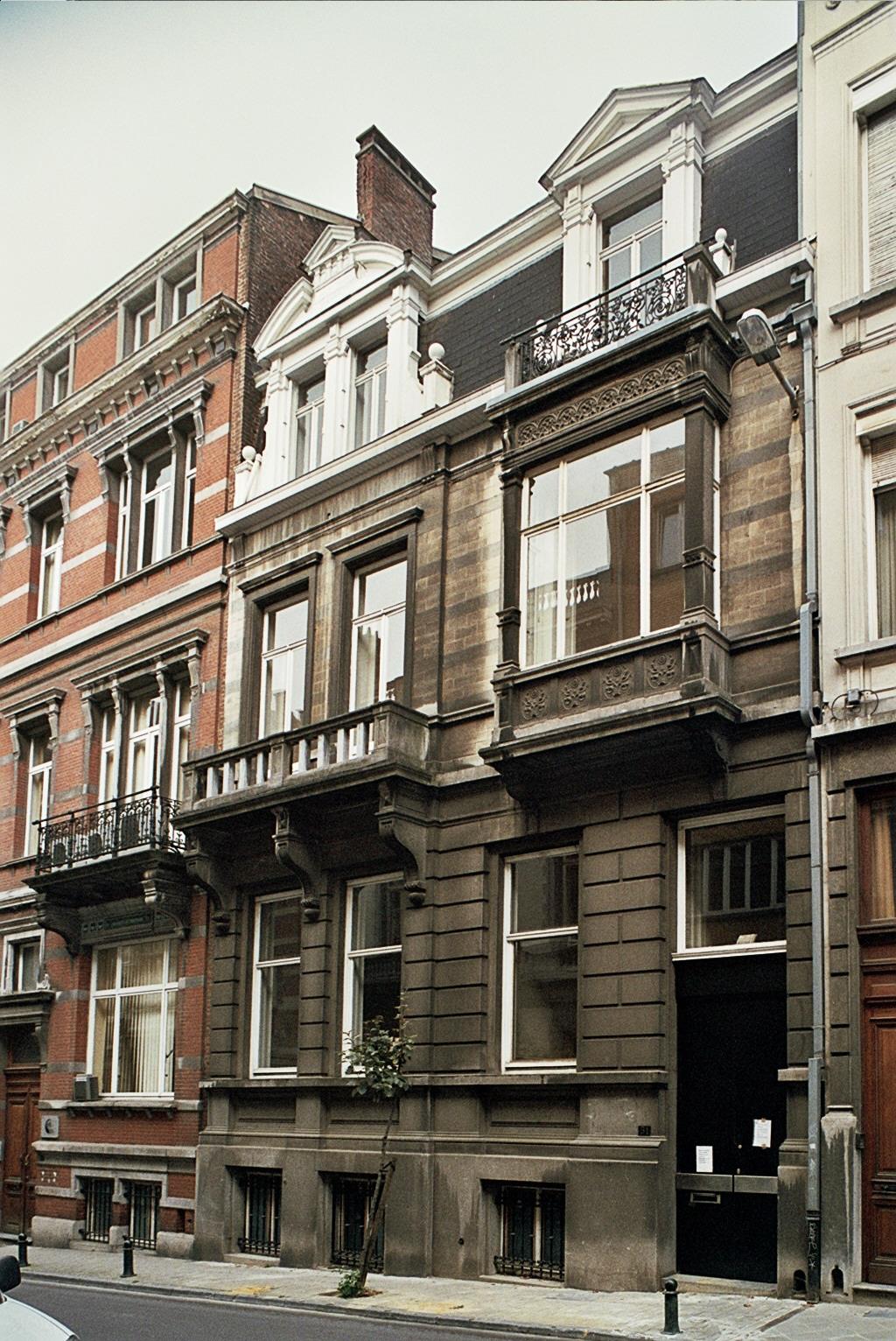 Rue de la Concorde 51., 2009