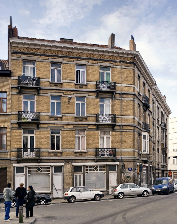 Rue Scarron 3, 1 et rue du Couloir 1, 2011