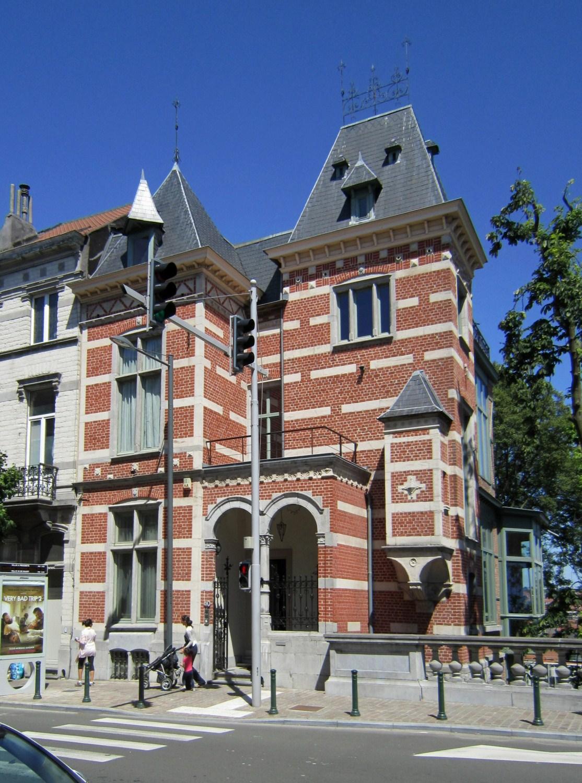 Avenue de la Couronne 40, 2011