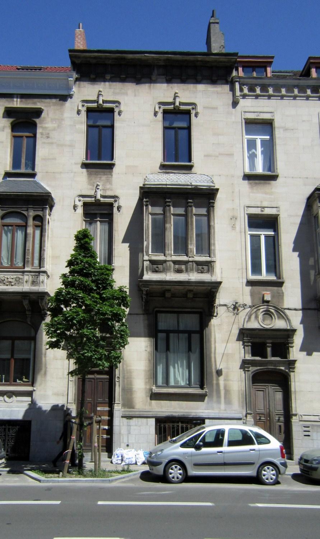 Avenue de la Couronne 76, 2011