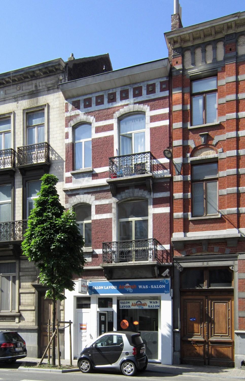 Avenue de la Couronne 89, 2011