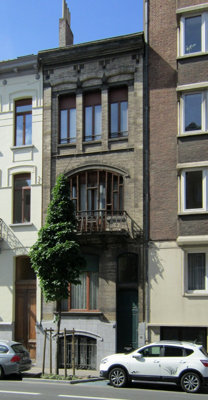 Avenue de la Couronne 127, 2011