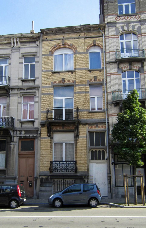 Avenue de la Couronne 402, 2011
