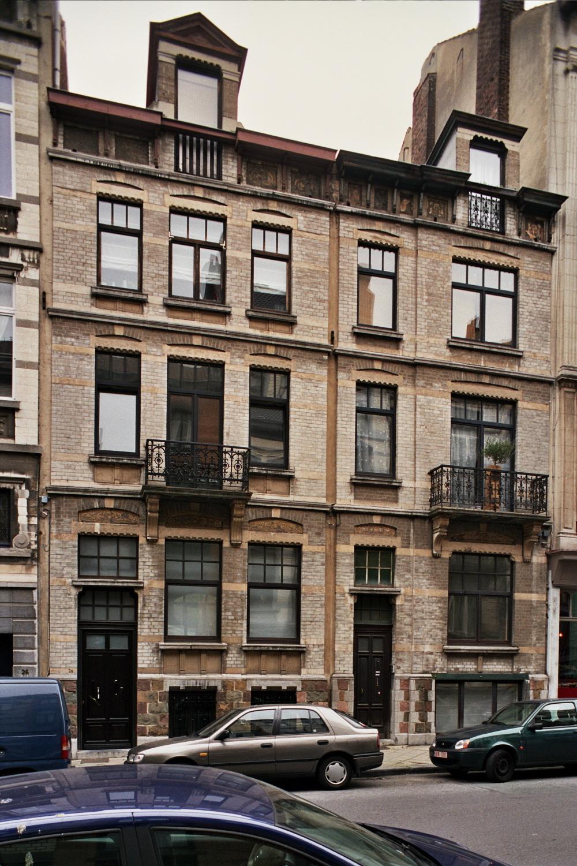 Rue Darwin 28 et 30., 2006