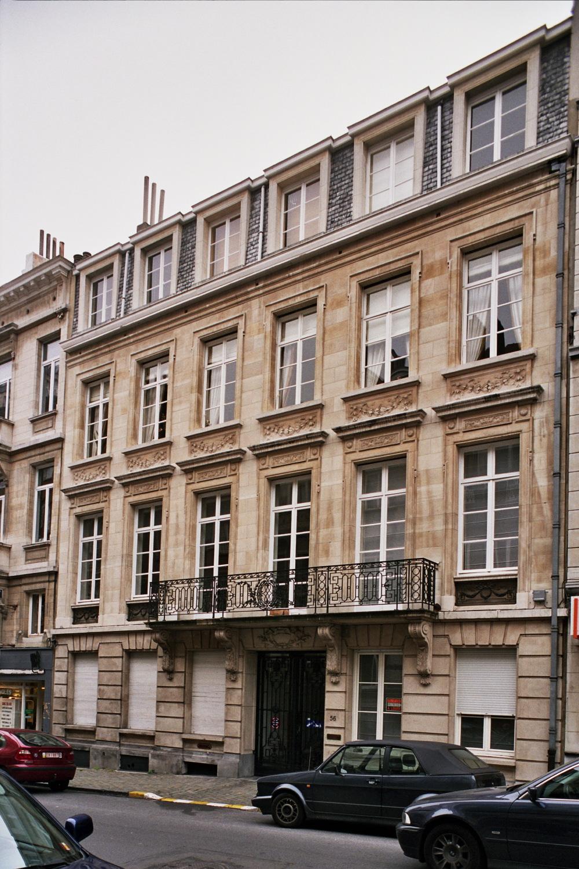 Rue Darwin 56., 2006