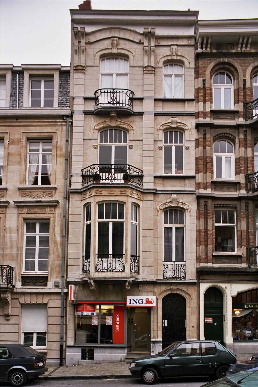 Rue Darwin 58., 2006