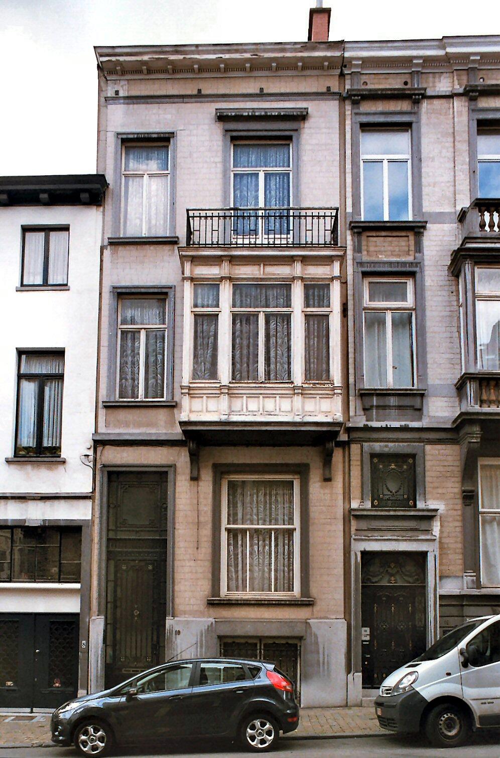 Rue Dautzenberg 10., 2009