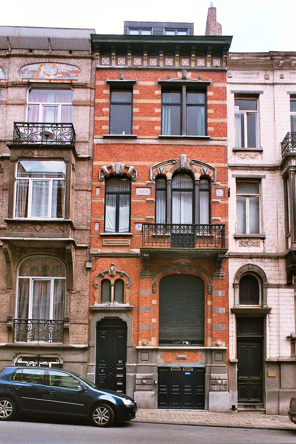 Rue Dautzenberg 51., 2009