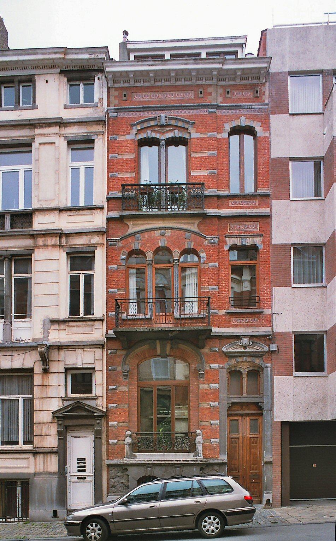 Rue Dautzenberg 58., 2009