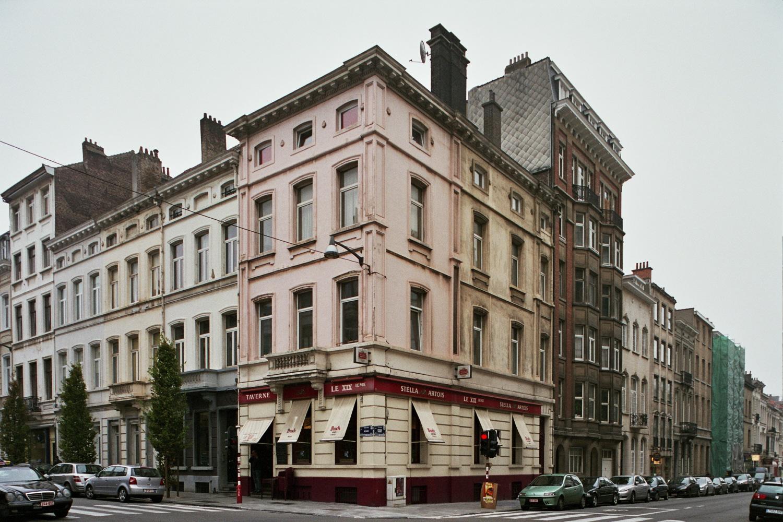 Rue Defacqz 11, 9 et 7., 2006