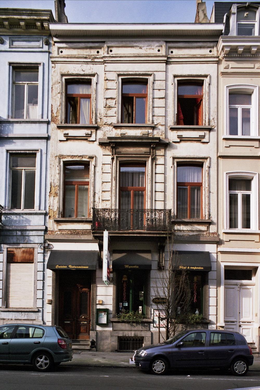 Rue Defacqz 17., 2007