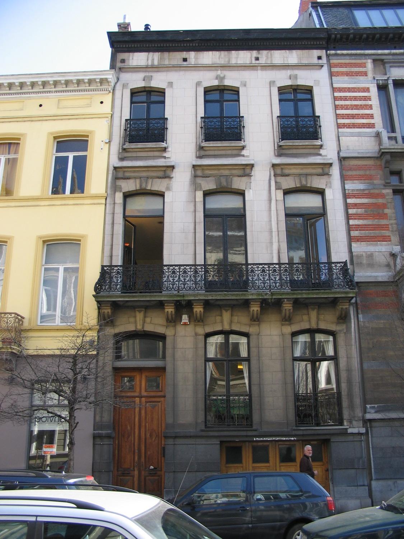 Rue Defacqz 38., 2005
